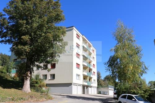 Joli appartement de 4,5 pièces à La Chaux-de-Fonds.