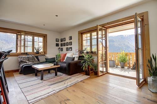 Très beau 4.5 pièces - 85 m2 Grand balcon sud-est