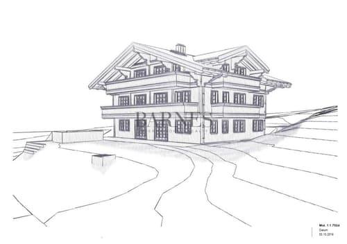 Saanen- Appartements neufs sur plan