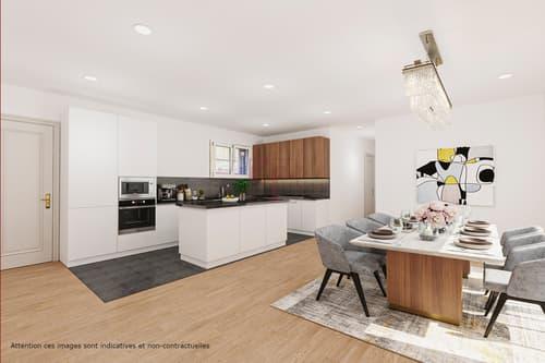 Tinterin/Tentlingen - Appartements neufs de 3.5 pièces