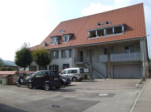 1.5-Zimmer-Wohnung im ländlichen Röschenz