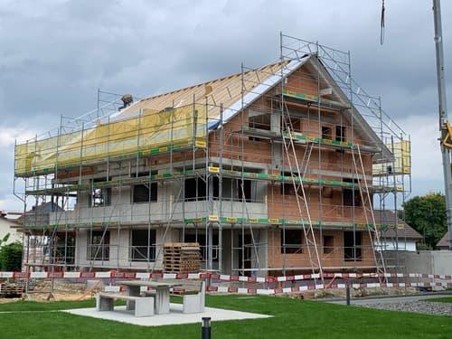 Erstvermietung Neubau-Wohnung - zentrale Lage, exklusiver Ausbaustandard -