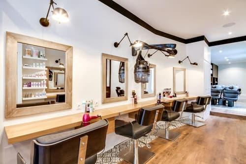 Superbe salon de coiffure hyper centré à Lausanne!