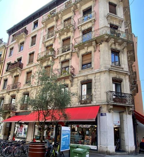 Exclusivité - Appartement 4 pièces 95 m2 PPE - Balcons 9.60 m2