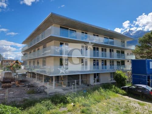 Studio de 42 m² avec grand balcon orienté sud/ouest
