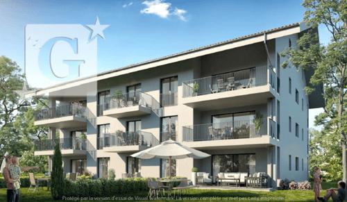 Splendide appartement de 4,5 pièces idéalement situé à Bex
