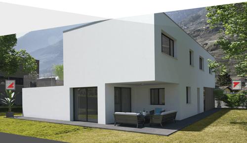 Spacieux appartement de 3,5 pièces avec terrasse de 34 m²