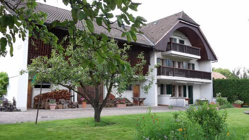 Grand balcon sud