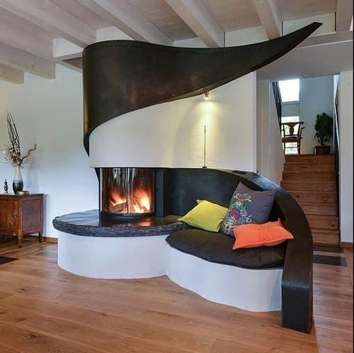 Belle maison contemporaine  - 1 appartement -  2 studios -  Piscine