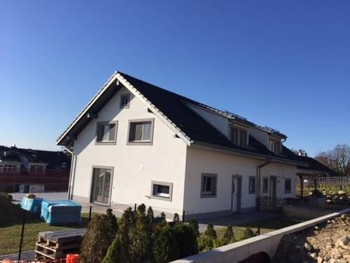 Nouveau projet de villas idéalement situé à 5 minutes du centre de Morges
