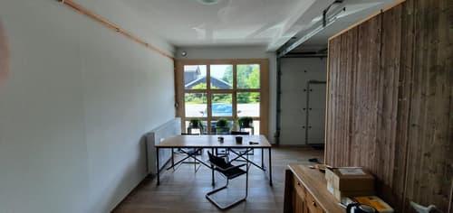 Box de 41m2 idéal pour votre bureau, votre cabinet, votre salon, etc.