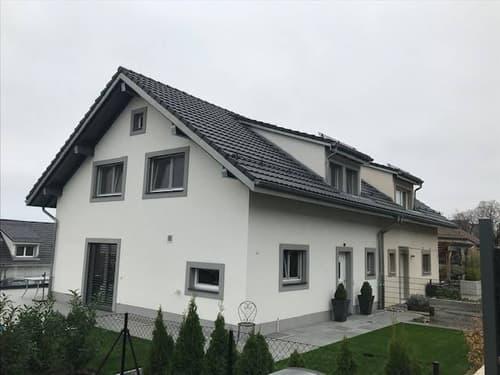 Nouveau projet de villas proche du lac de Neuchâtel