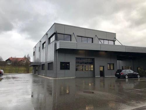 Bureaux de 130 m2 à louer à Vaulruz