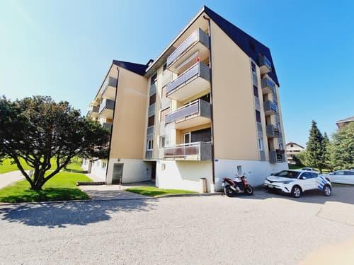 Appartement de 2.5 pièces à CHF 1'140.00 Charges comprises