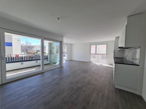 Appartements neufs 3,5 pièces dès CHF 1'570.- charges comprises