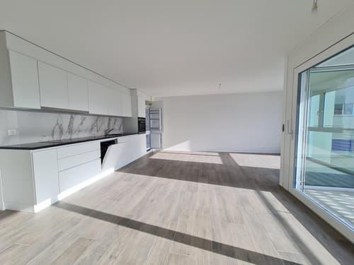 Appartements neufs de 3.5 pièces dès CHF 1650.- charges comprises