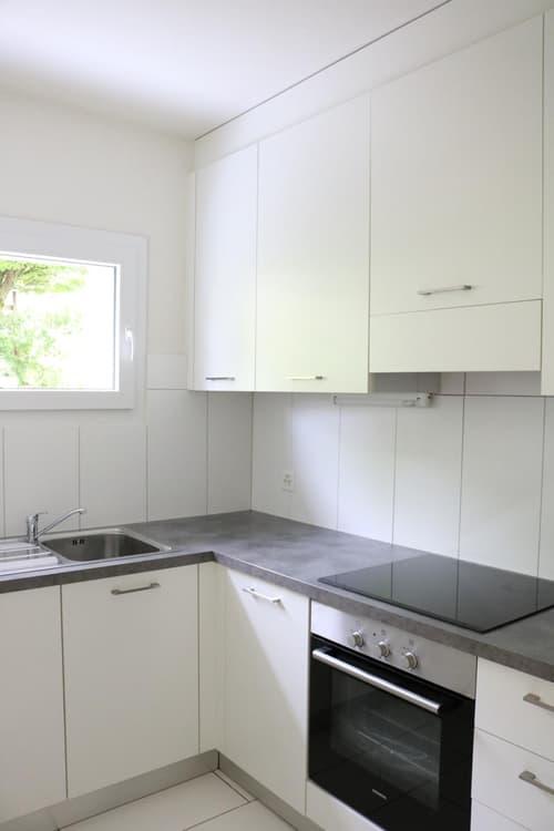 Appartement rénové de 3.5 pièces