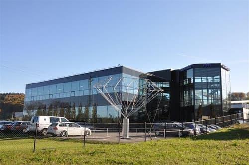 Neue, exclusive Büroräume an schönster Lage an der Aare in Port-Biel/Bienne