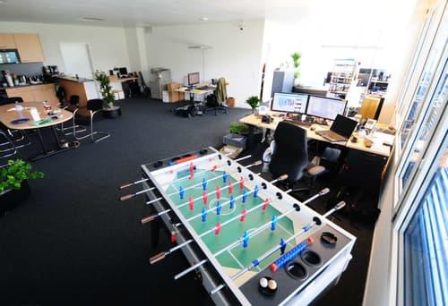 Bureaux modernes au coeur de Fribourg