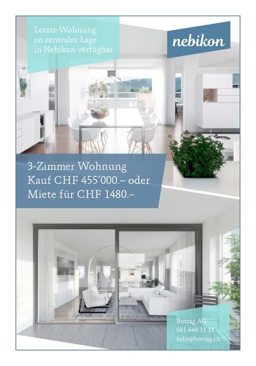ZENTRAL - grosszügige 3-Zimmer Wohnung, top Standard