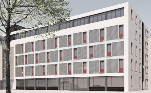 Attraktive Flächen für Büro, Praxis, Atelier... (ab 100m2) an Top Zentrumslage