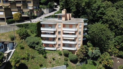 Tazzino - Grosse 3 1/2 Zimmerwohnung (>100 m2) mit Panorama-Aussicht
