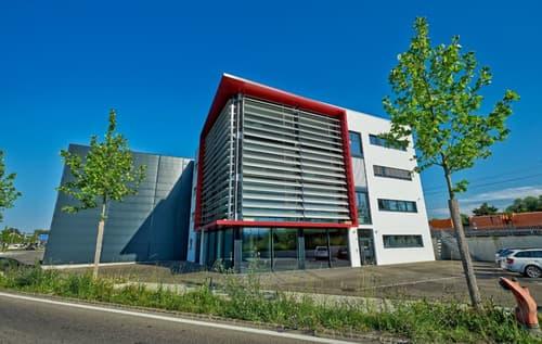 Top Büroraum und Lagerfläche in 1A Lage (direkt an der Autobahnauffahrt, direkt an CH/DE Grenze)