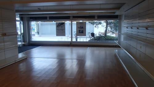 Grosse ebenerdige Gewerbefläche beim City West Chur Center (1)