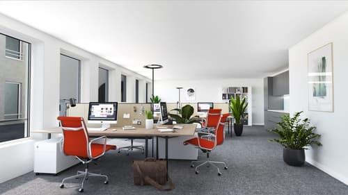 Exklusive Büroräume