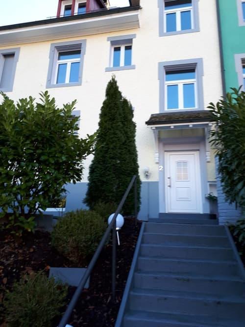 1.Stock möblierte 3 Zimmer Wohnung Biberiststrasse 2, 4500 Solothurn