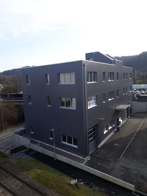 Werk-/Lagerhalle und/oder Büroräume in modernem Gewerbe-Neubau