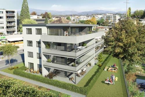 8 Eigentumswohnungen an zentraler Lage in Rapperswil-Jona (1)