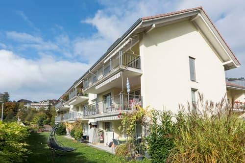 Helle 2,5-Zimmerwohnung im Dorfkern von Oberdiessbach