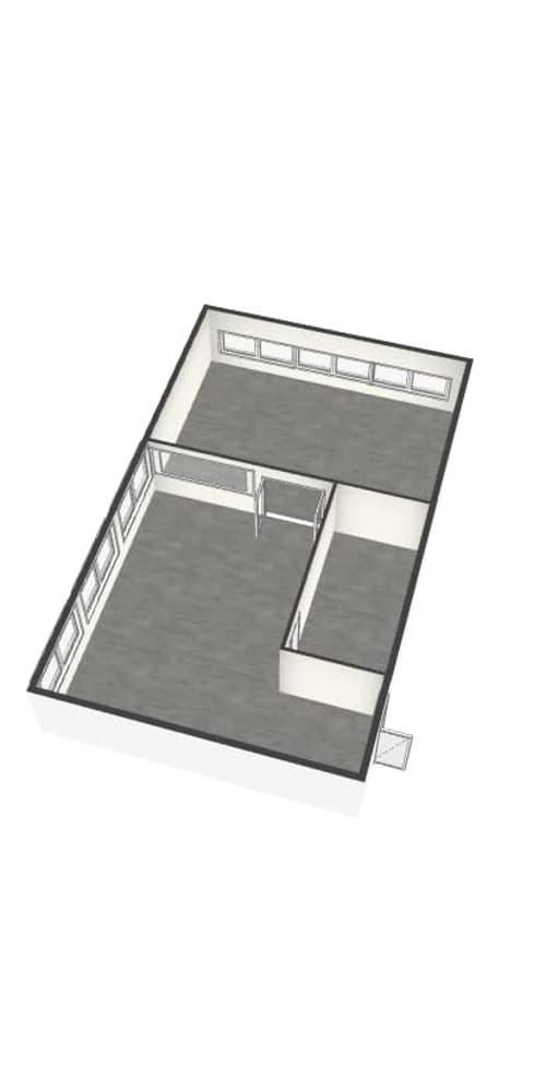 Divers espaces commerciaux au 1er et 2ème étage