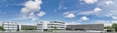 Moderne klimatisierte Büroräume  328 / 1139 / 1139 m2