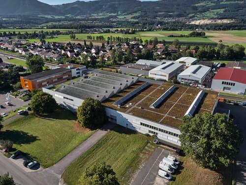 Businesspark Deitingen, flexible Flächen 25m2 bis 2000m2