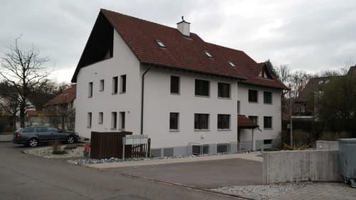 Grosszügige, helle Wohnung in 5-Familienhaus, in ruhigem und begrüntem Wohnquartier gelegen