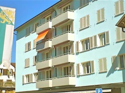 3.5-Zi.Sonnenwohnung, 2021 NEU renoviert -> Sommer-Rabatt (1)