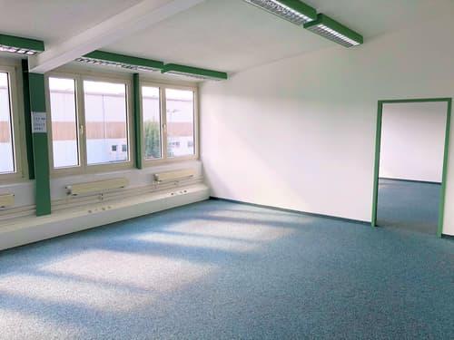 Diverse Büroräumlichkeiten im Gewerbegebiet von Regensdorf zu vermieten.