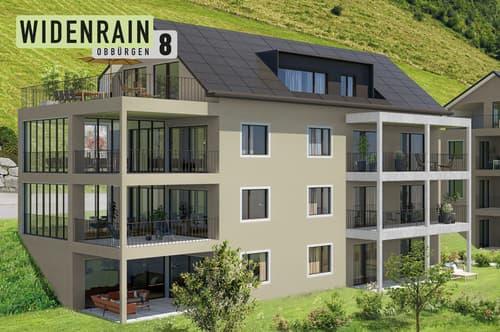 «WIDENRAIN-8 / DACHGESCHOSS Eigentumswohnung 3½ Zimmer-Dachwohnung» (1)