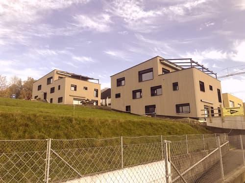 Eigenständige 5.5-Zimmer Wohnungen - Innenausbau nach Wunsch! (1)