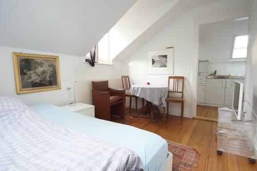 möbliertes Studio in ruhiger Villa - furnished studio in quiet villa