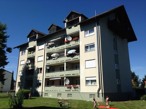 Mehrfamilienhaus mit 14 Wohneinheiten und 11 Garagen (1)