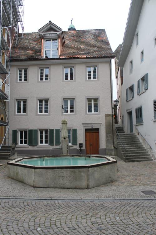 Liebhaberobjekt: Totalsaniertes Altstadthaus mitten in Laufenburg