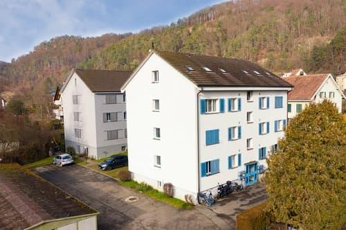 2 Mehrfamilienhäuser in Zentrumsnähe mit 15 Wohnungen, 11 Parkplätzen und 6 Garagenboxen (1)