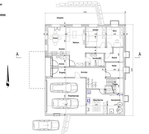 Neue, grosszügige 3.5 Zimmer Wohnung (1)