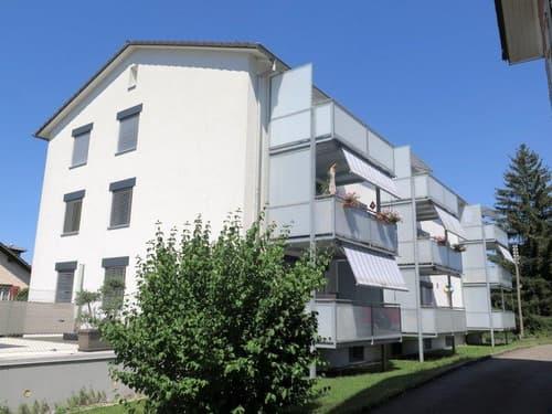 Tolle 4.5-Zimmerwohnung  mit grossem Balkon