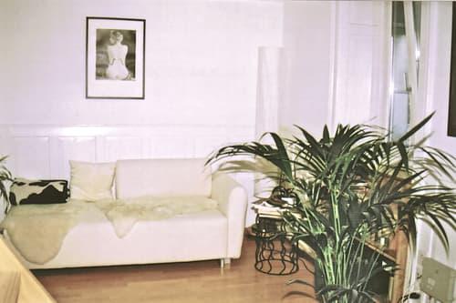 Attraktive City-Sonnenwohnung bei ETH/UNI-Spital, NEU renoviert für Single (1)