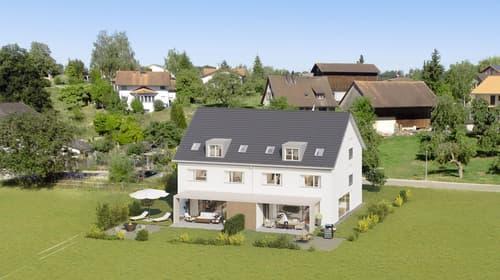 Wunderschönes 5.5 Zimmer bis 6.5 Zimmer Doppelfamilienhaus (Haus B)