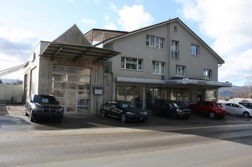 Autogarage in Agglo Bern mit >6'500 Kunden + 4.5 Zi. + 3.5 Zi. Wohnung (1)